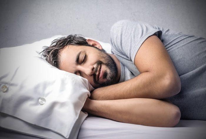 proper sleep for growing healthy beard