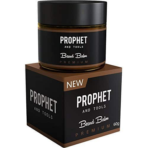 Prophet and Tools 2 IN 1 Beard Balm and Wax Styler