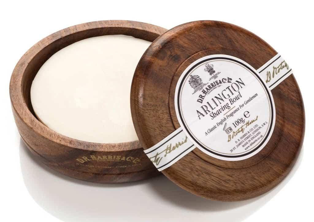 D.R.Harris & Co Arlington Mahogany Shaving Soap