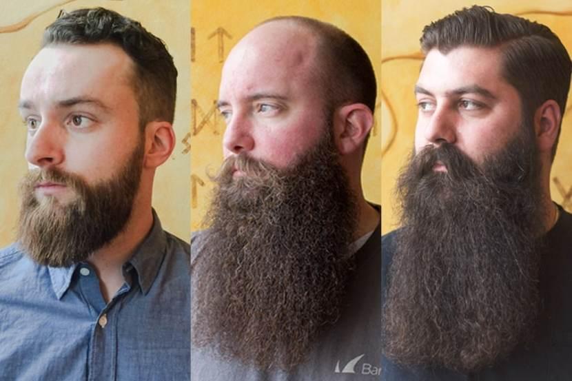 Beard stop growing after certain length