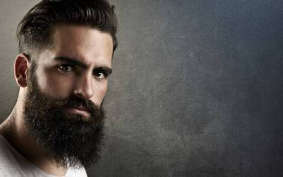 why men grow a beard