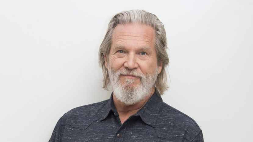 Jeff Bridges beardstyle idea