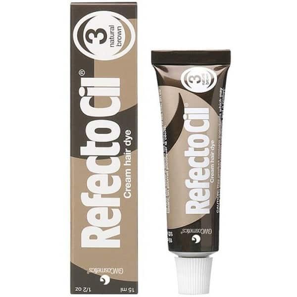 RefectoCil Cream Hair Dye (NATURAL BROWN)
