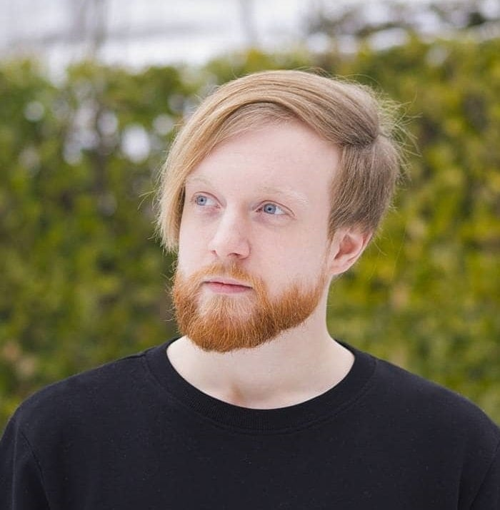 facts and myths about ginger beard