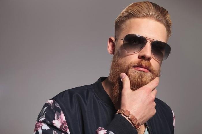 how to make the beard shine