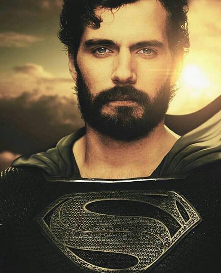 superman beard 2