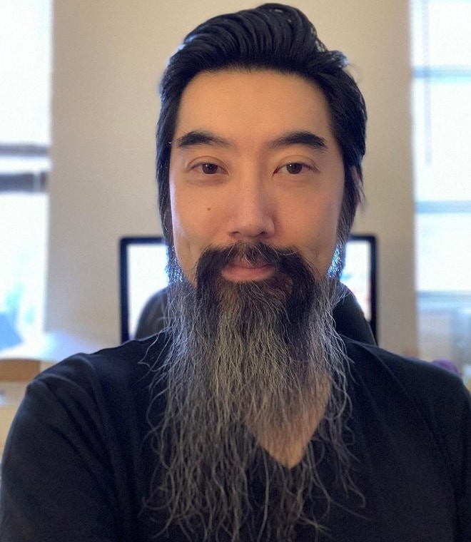 asian long beard