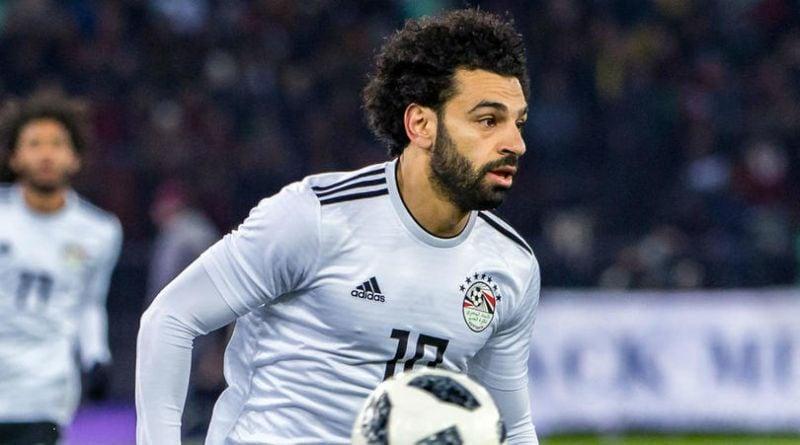 Egypt - Mohammad Salah beard