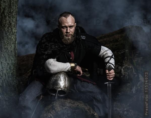 style a viking beard