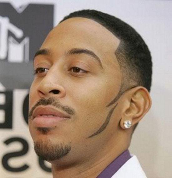 popular black men goatee styles