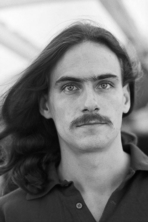 James Taylor Walrus Mustache