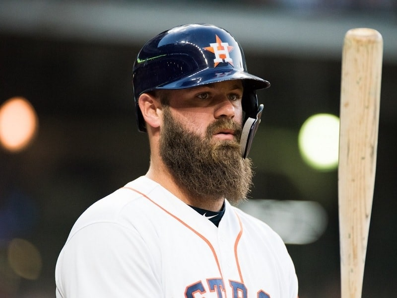 Evan Gattis Beard
