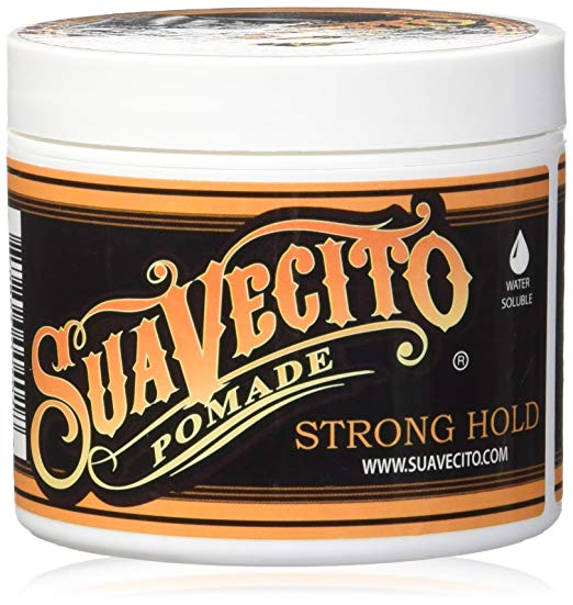 Beard pomade - Suavecito Pomade Strong Hold