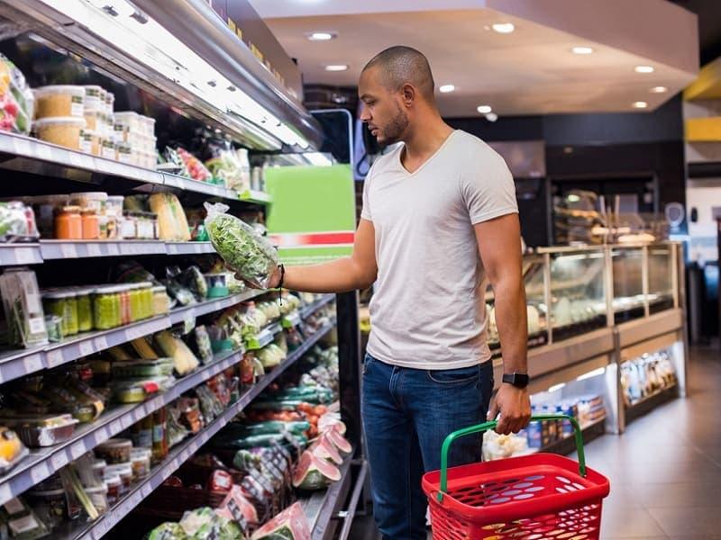 black men diet for healthy beard