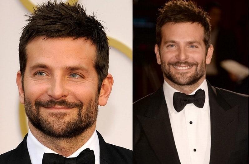 Popular Bradley Cooper Beard Styles