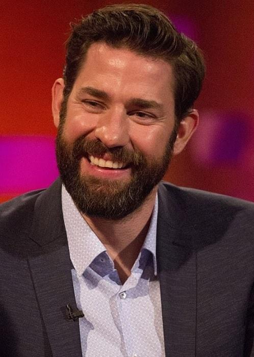 Popular John Krasinski Beard Styles