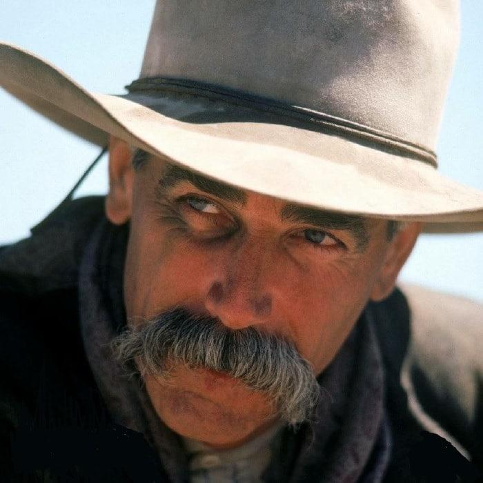 classic cowboy mustache styles for men