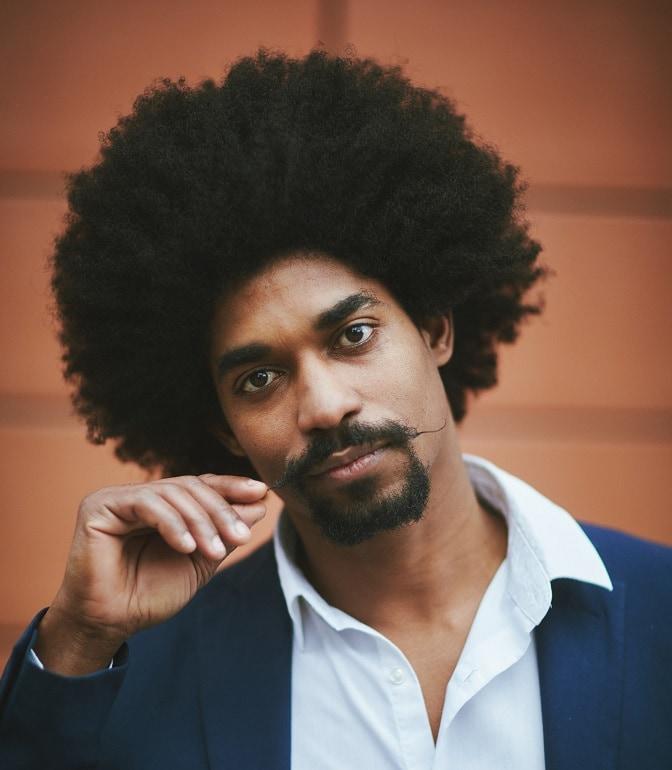 goatee beard for black men