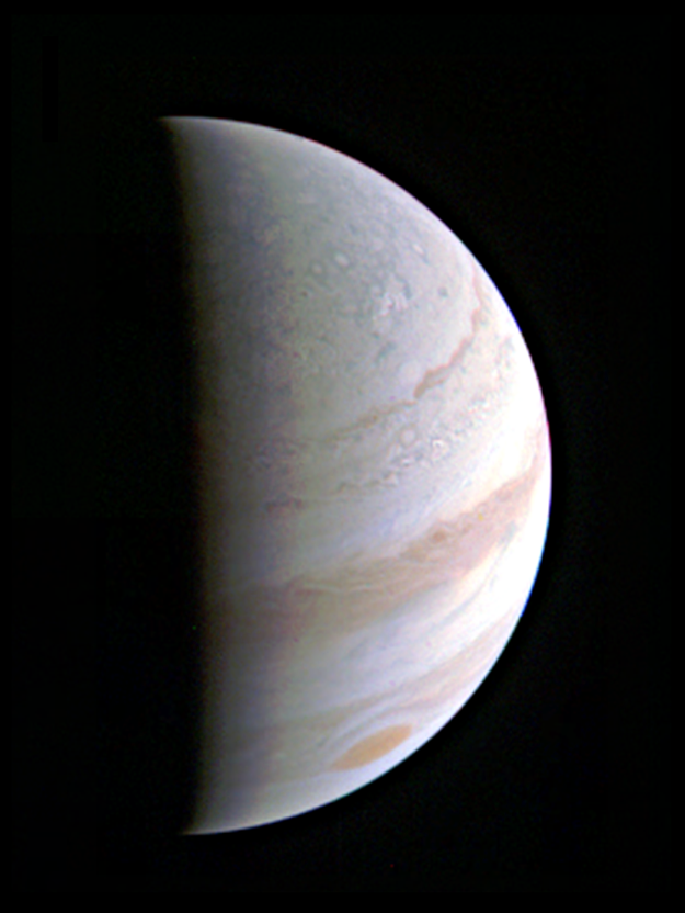 Juno August Flyby