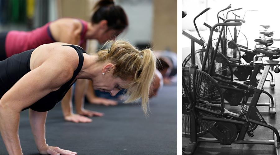 Crossfit Fitness