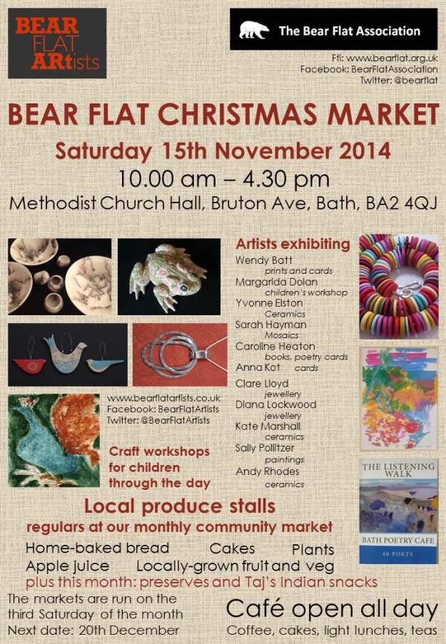 Bear Flat Christmas market