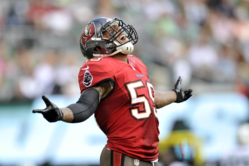 Chicago Bears Working On Deal With ILB Mason Foster