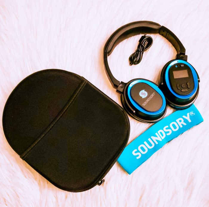 Soundsory multi-sensory program can help people with: -better memory, better attention