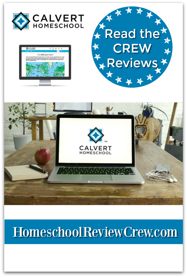 homeschool curriculum reviews with Calvert Homeschool Online