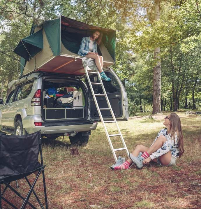 Why You Should Get a Camping Lab Roof Top Tent and How to Choose the Best 1