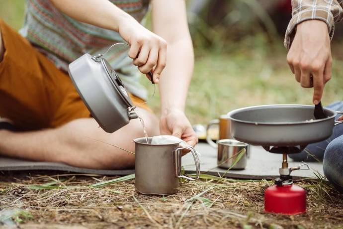 The Ultimate Camping Food List You Need to Use 8