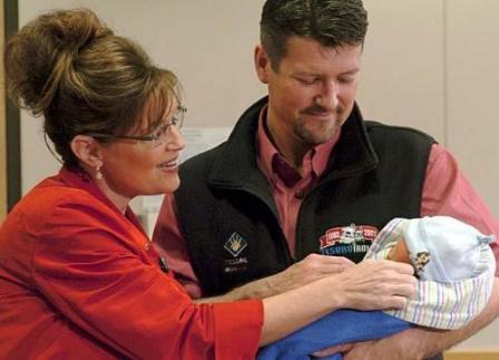 Would Sarah Palin Love Her Namesake?