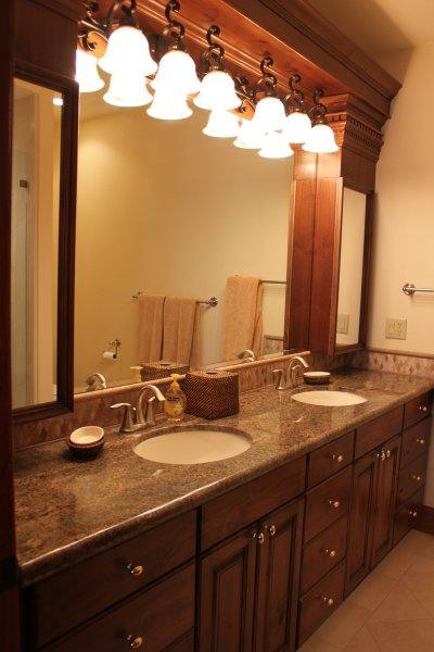 Suite #3 Bathroom