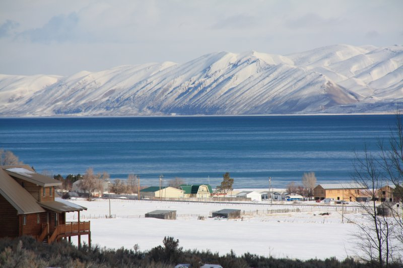 Bear Lake view from Great Room