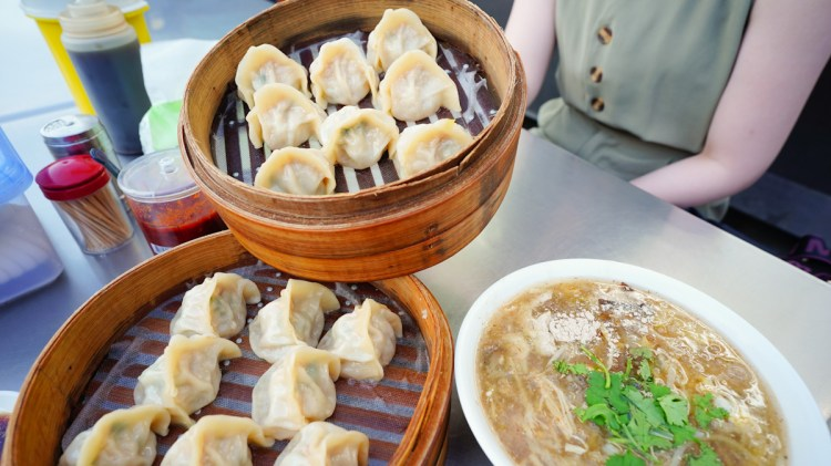 恆春美食 福記肉羹蒸餃-只營業晚餐與宵夜的手工蒸餃店