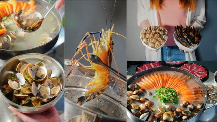 台南吃到飽 酒爐澳門卜卜蜆安平店-活泰國蝦,爆多鮮蛤蜊,超多肉肉與啤酒都無限吃到飽