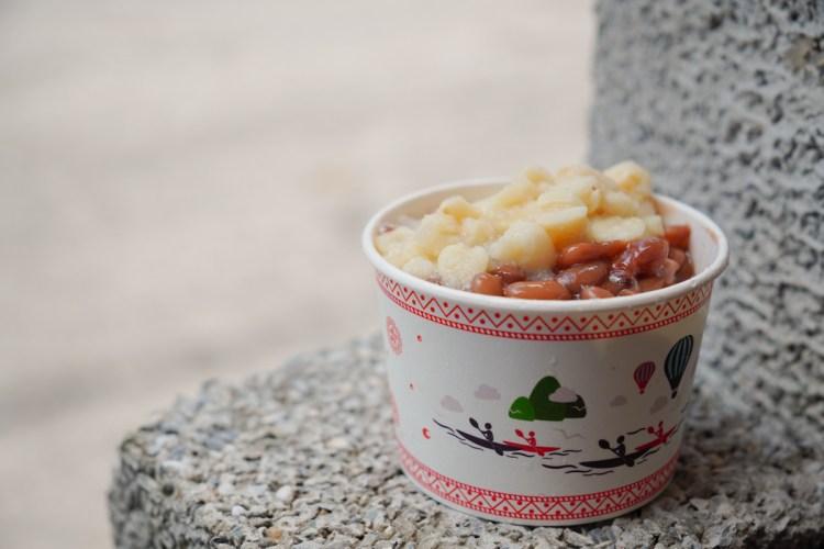 花蓮冰店 豐春冰菓室-壽豐火車站前,花蓮旅行,銅板美食必吃