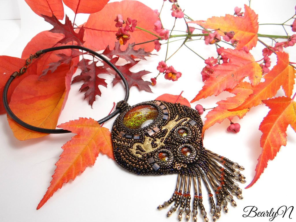 Red Oak, pendentif A Forest Collection