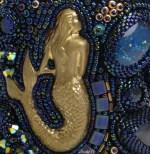 sirène, photo de détails