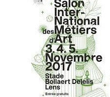 Affiche Salon International des Métiers D'art-Lens