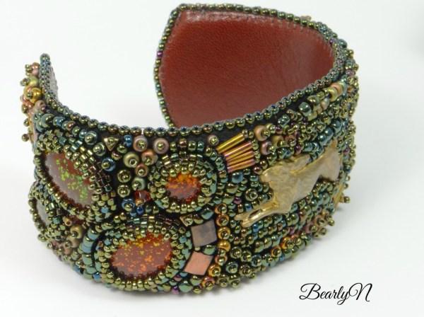 bracelet Euonymus, côté droit
