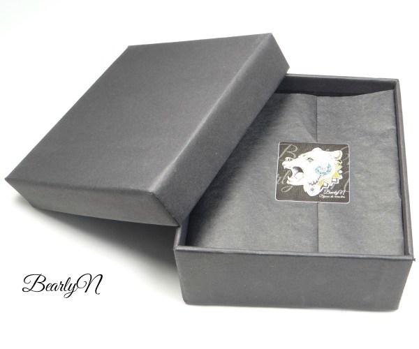 emballage bracelets et pendentifs sans franges