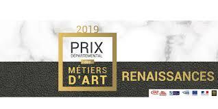 Prix Départemental des Métiers d'Art-RenaissanceS