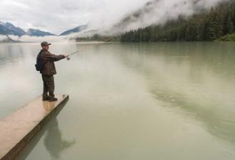 Chilkoot Lake, AK