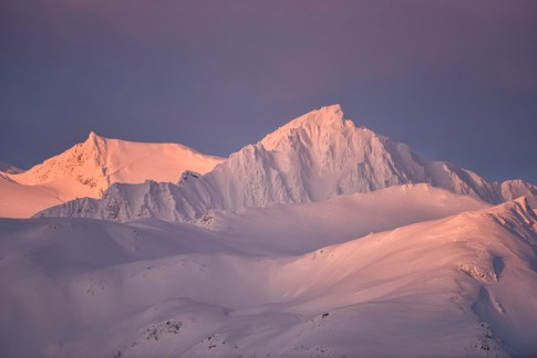 Chilkat Mountains, AK