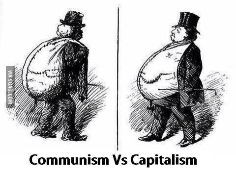 Communism Vs Capitalism Lifes A Nonzero Sum Game Bear