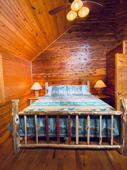 Chalet bed b 2-7
