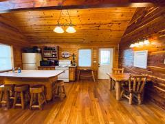 Chalet kitchen 2-7