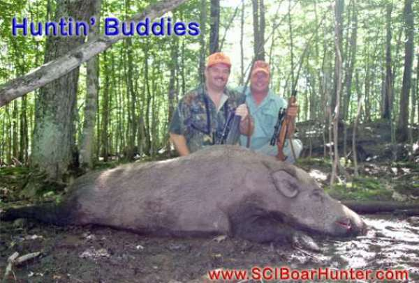 Gather with your friends on a Summer Boar Hunting Adventure