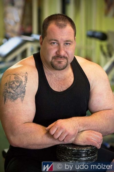 Handsome Strongman 07