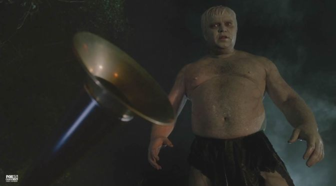 Drew Powell: Solomon Grundy, Gotham's Thick Musclebear For Any Dark Day